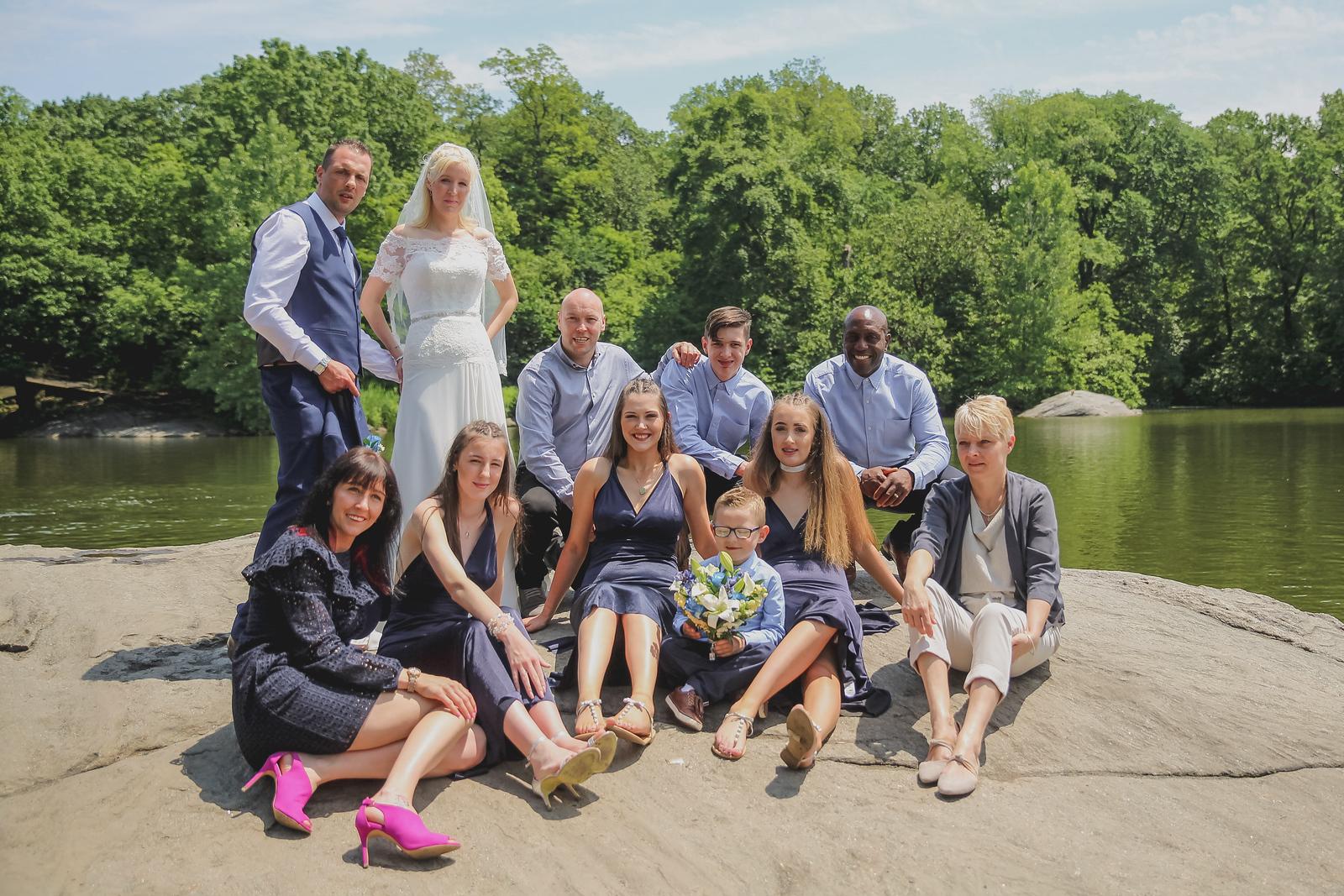 Central Park Wedding - Charlotte & Nathan-136