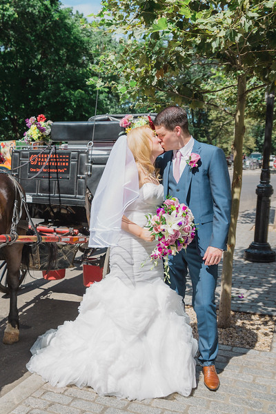 Central Park Wedding - Charlotte & Stephen-16