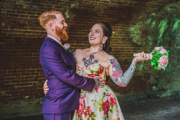 Central Park Wedding - Dan & Jen-192