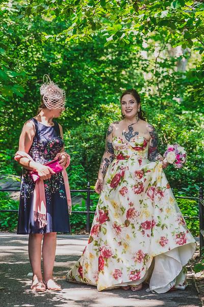 Central Park Wedding - Dan & Jen-20