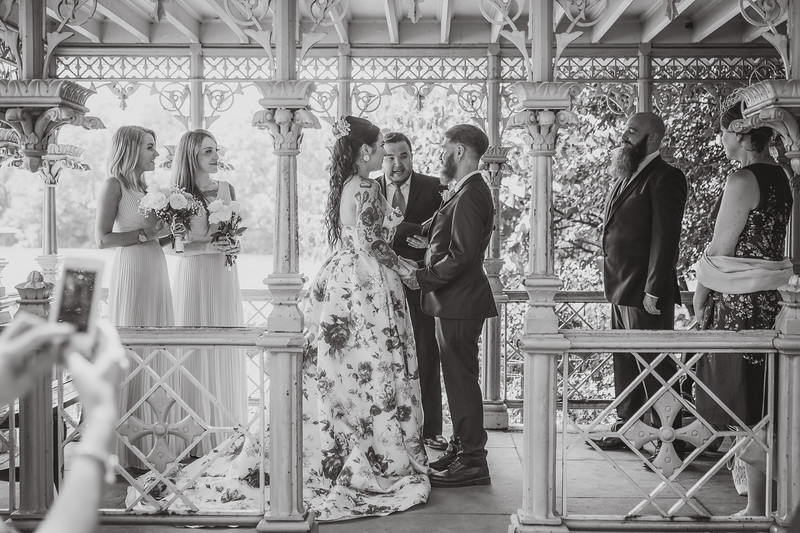 Central Park Wedding - Dan & Jen-24