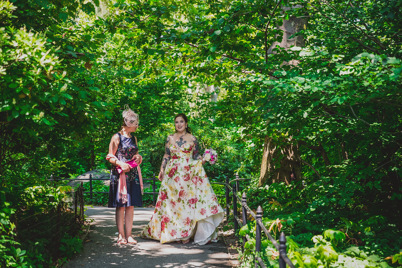 Central Park Wedding - Dan & Jen-19