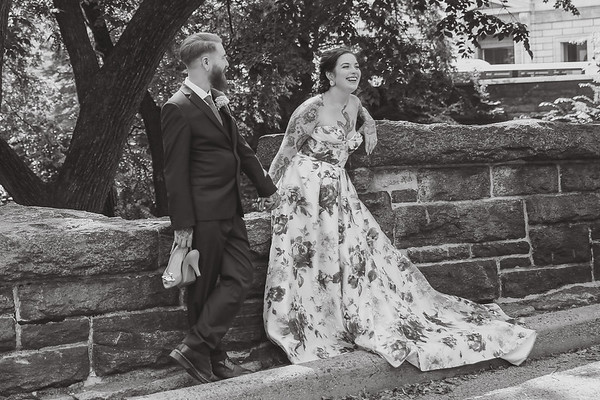 Central Park Wedding - Dan & Jen-209