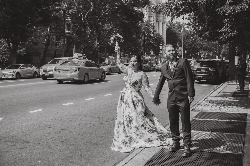 Central Park Wedding - Dan & Jen-210