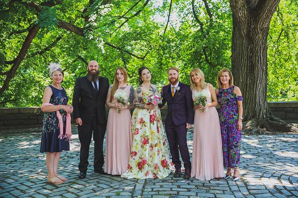 Central Park Wedding - Dan & Jen-16