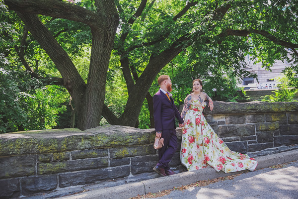 Central Park Wedding - Dan & Jen-208