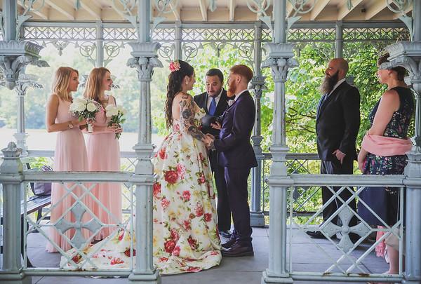 Central Park Wedding - Dan & Jen-22