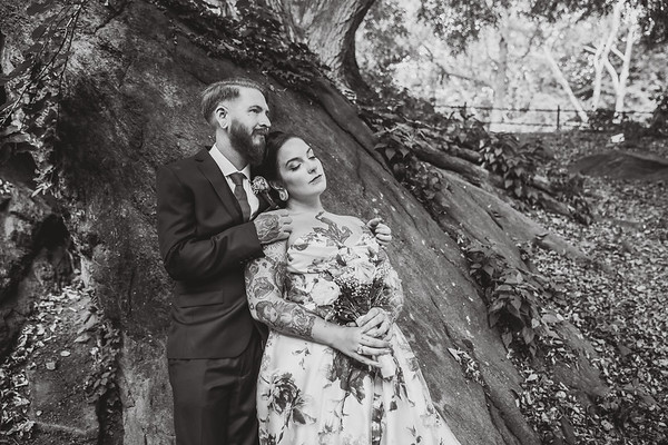 Central Park Wedding - Dan & Jen-203