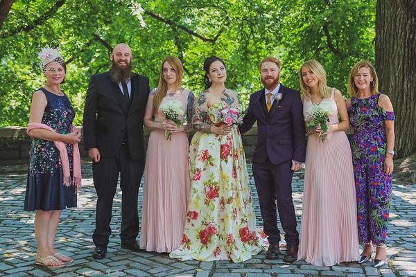 Central Park Wedding - Dan & Jen-17