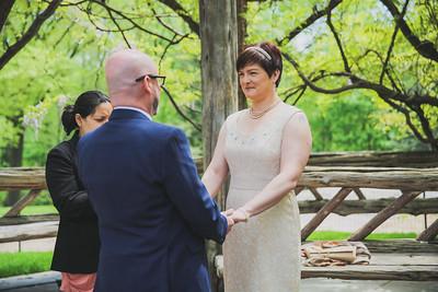 Central Park Wedding - Denise & Paul-4