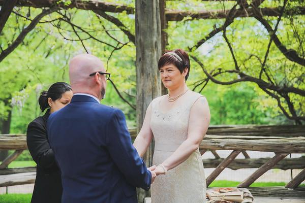Central Park Wedding - Denise & Paul-5