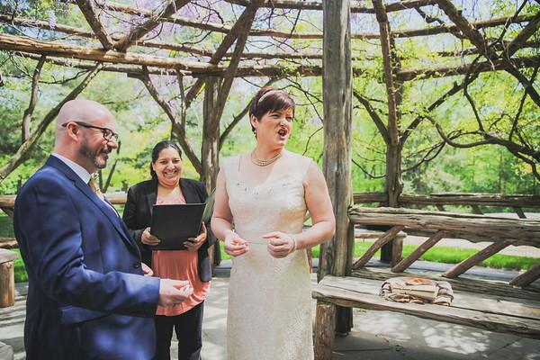 Central Park Wedding - Denise & Paul-13