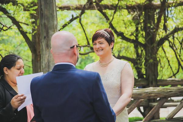 Central Park Wedding - Denise & Paul-8
