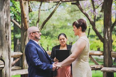 Central Park Wedding - Denise & Paul-9