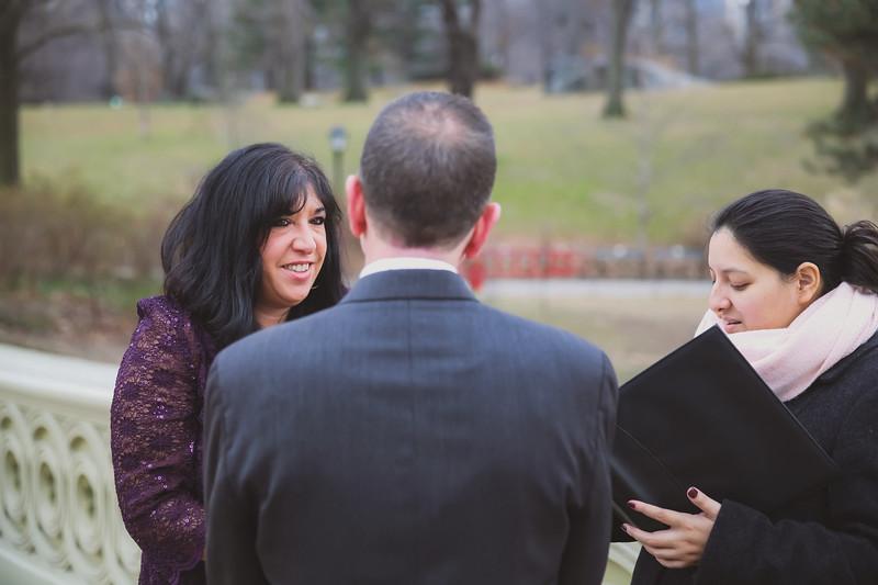 Central Park Wedding - Diane & Michael-8