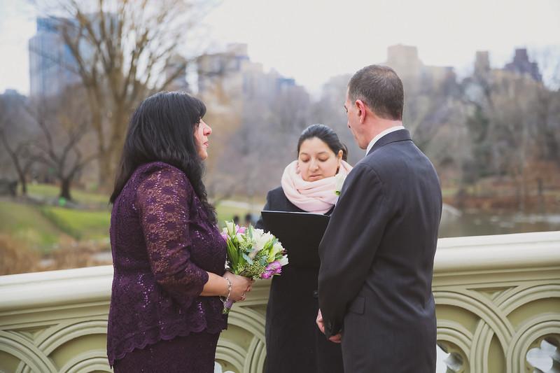Central Park Wedding - Diane & Michael-11