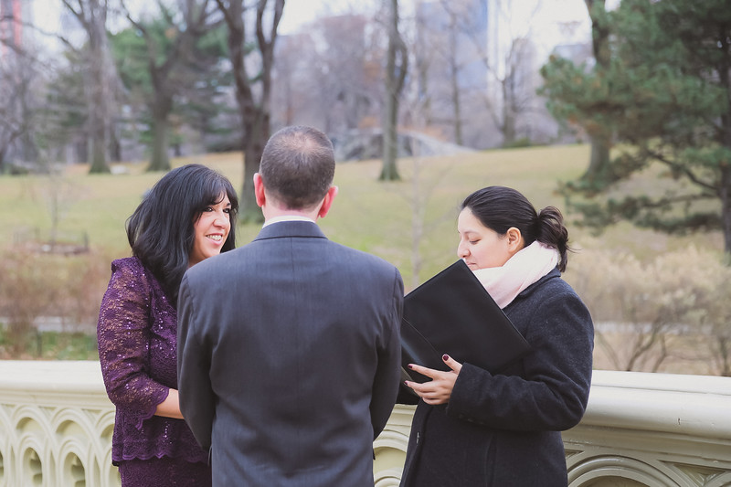 Central Park Wedding - Diane & Michael-6