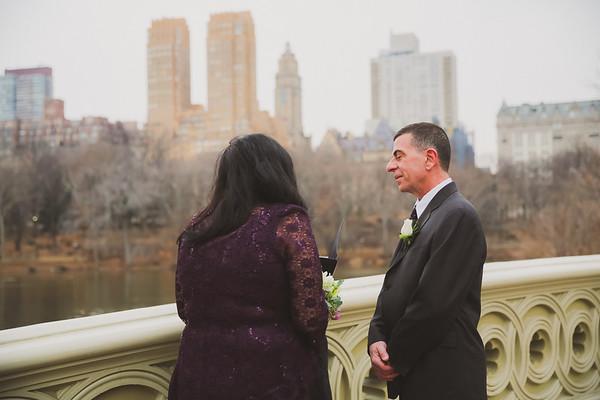 Central Park Wedding - Diane & Michael-4
