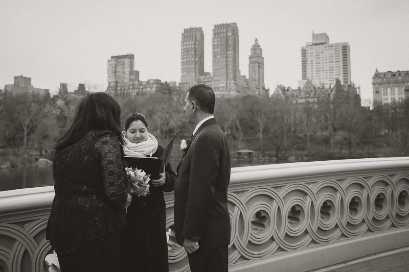 Central Park Wedding - Diane & Michael-1