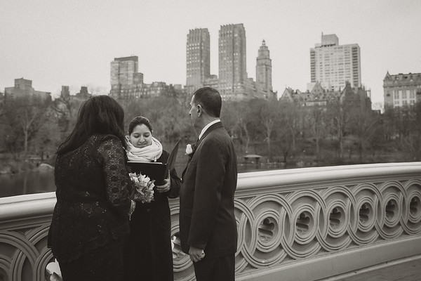 Central Park Wedding - Diane & Michael-1