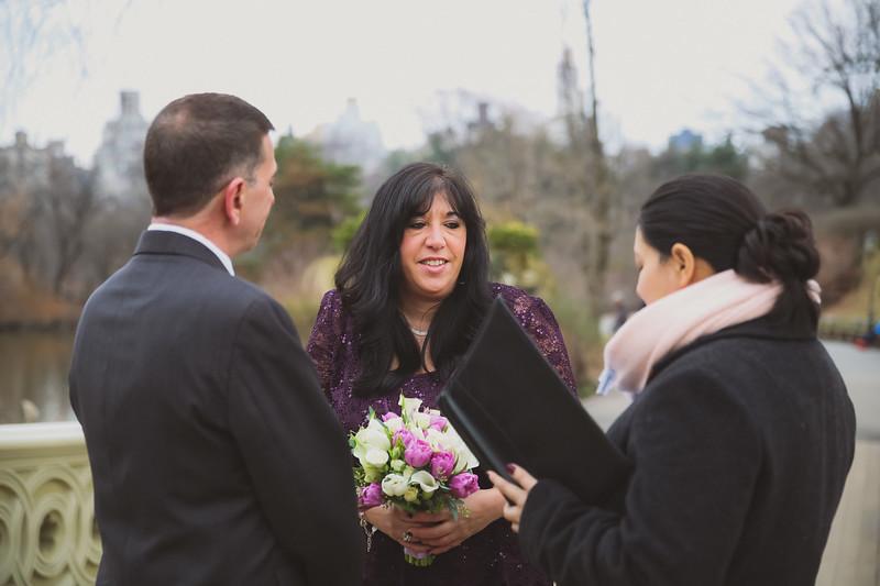 Central Park Wedding - Diane & Michael-9