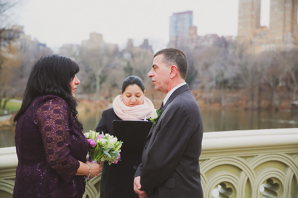 Central Park Wedding - Diane & Michael-14