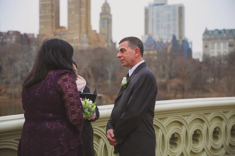 Central Park Wedding - Diane & Michael-10