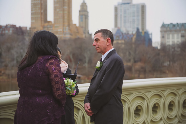 Central Park Wedding - Diane & Michael-10