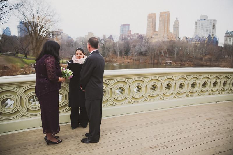 Central Park Wedding - Diane & Michael-2