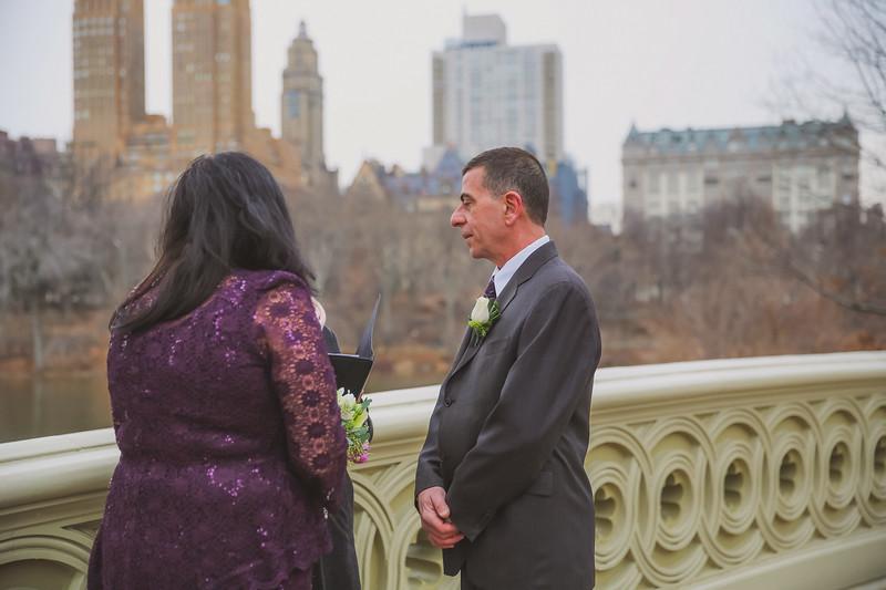 Central Park Wedding - Diane & Michael-5