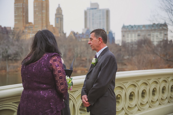 Central Park Wedding - Diane & Michael-5