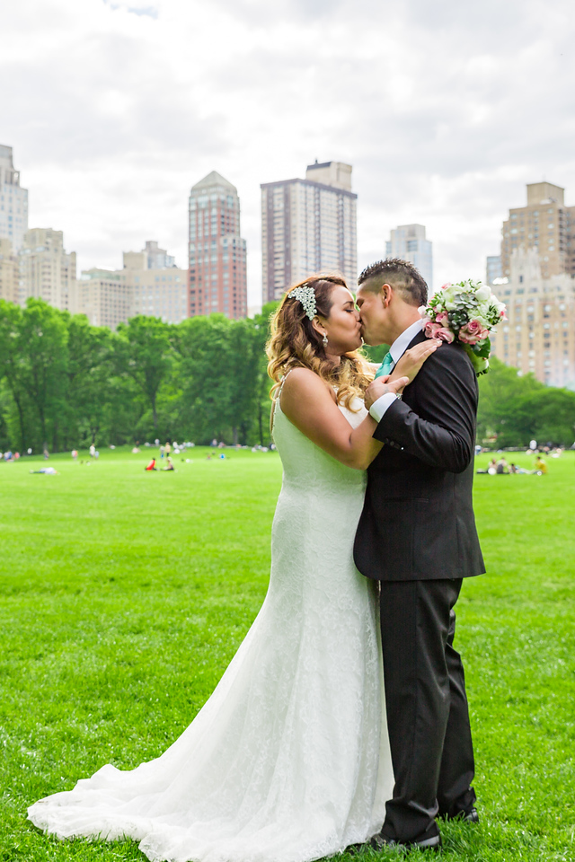 Central Park Wedding - Stefany & Diego-280