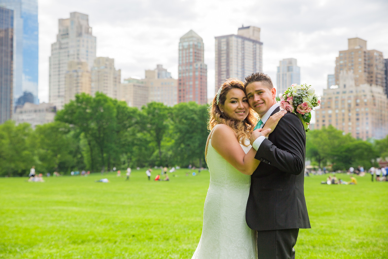 Central Park Wedding - Stefany & Diego-281