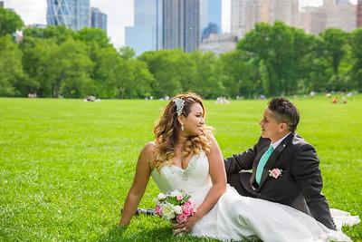 Central Park Wedding - Stefany & Diego-286