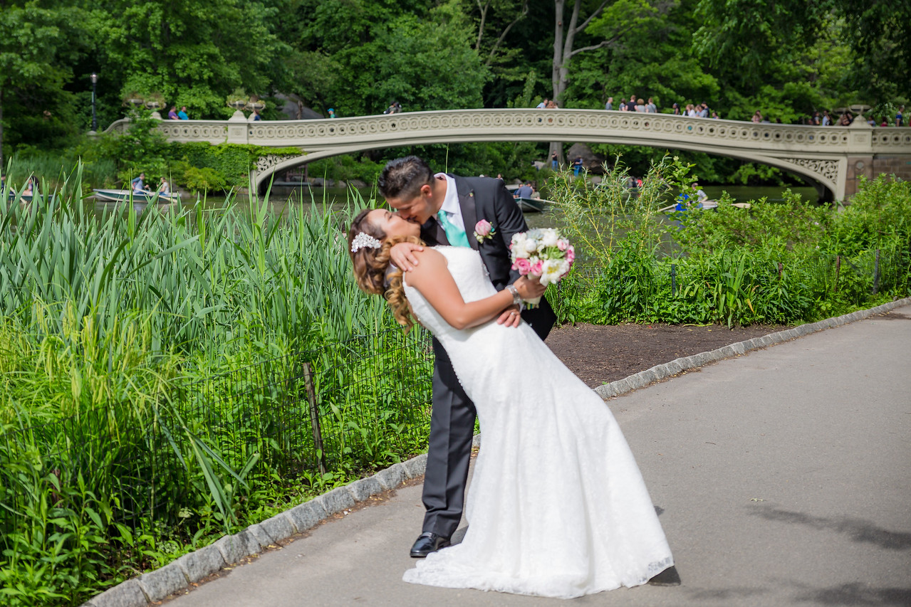 Central Park Wedding - Stefany & Diego-160