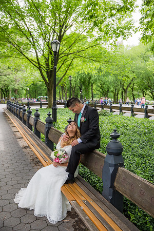Central Park Wedding - Stefany & Diego-251