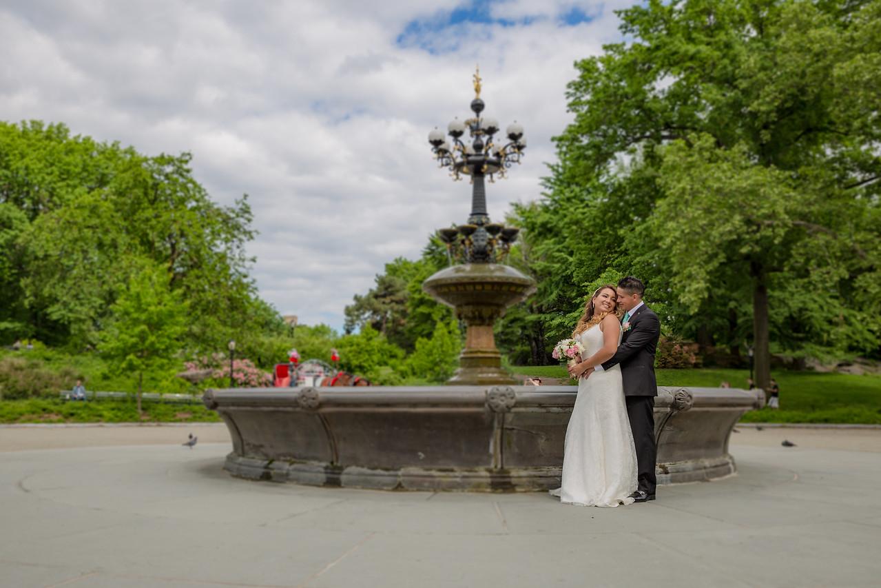 Central Park Wedding - Stefany & Diego-133