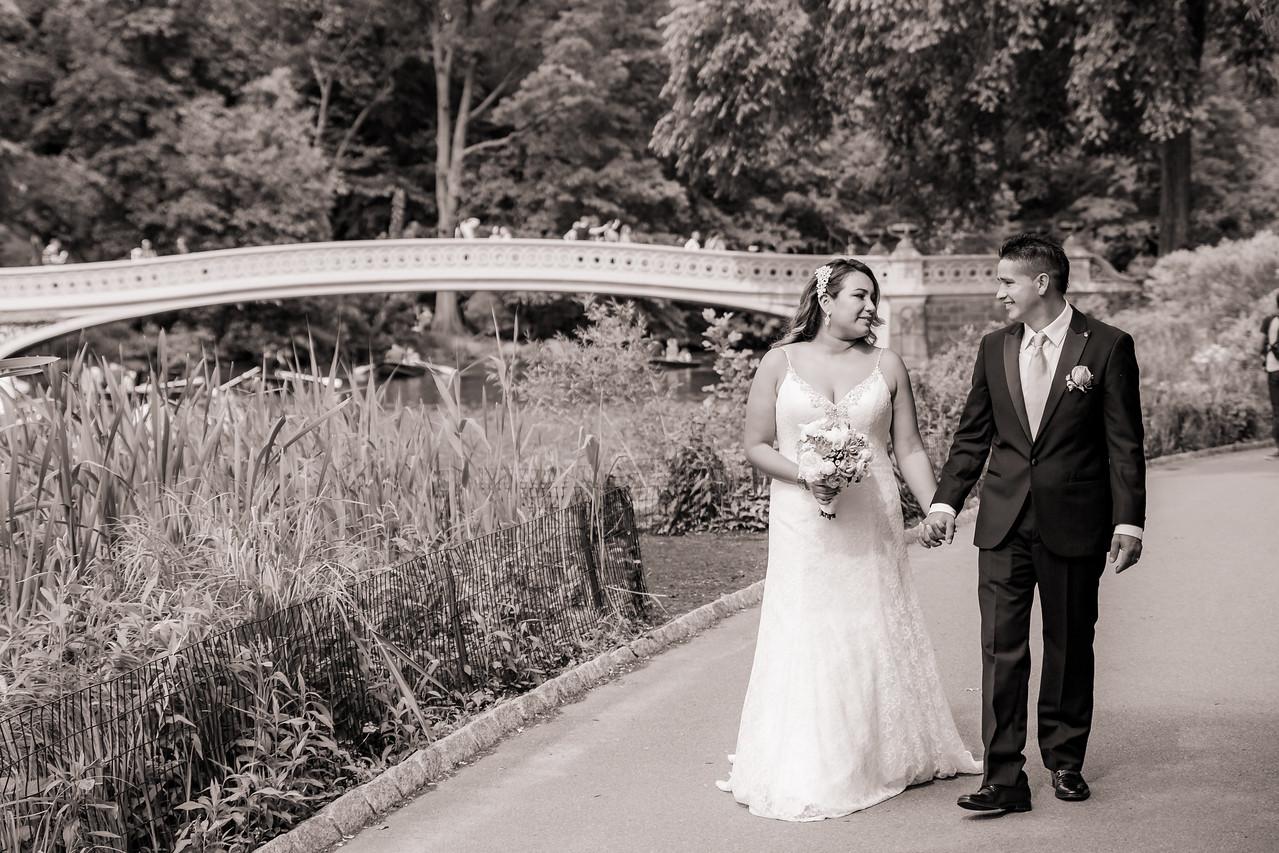 Central Park Wedding - Stefany & Diego-158