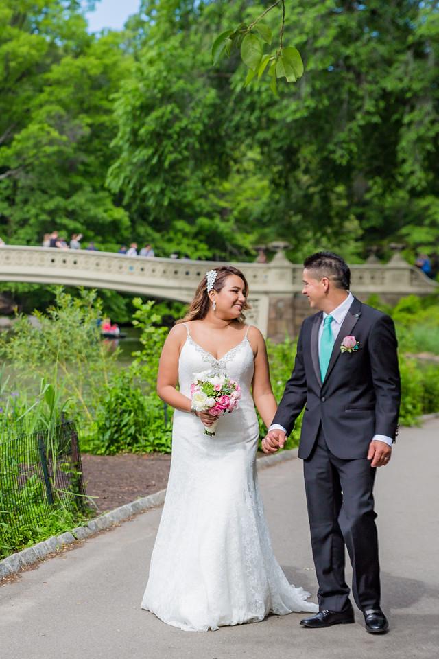 Central Park Wedding - Stefany & Diego-157