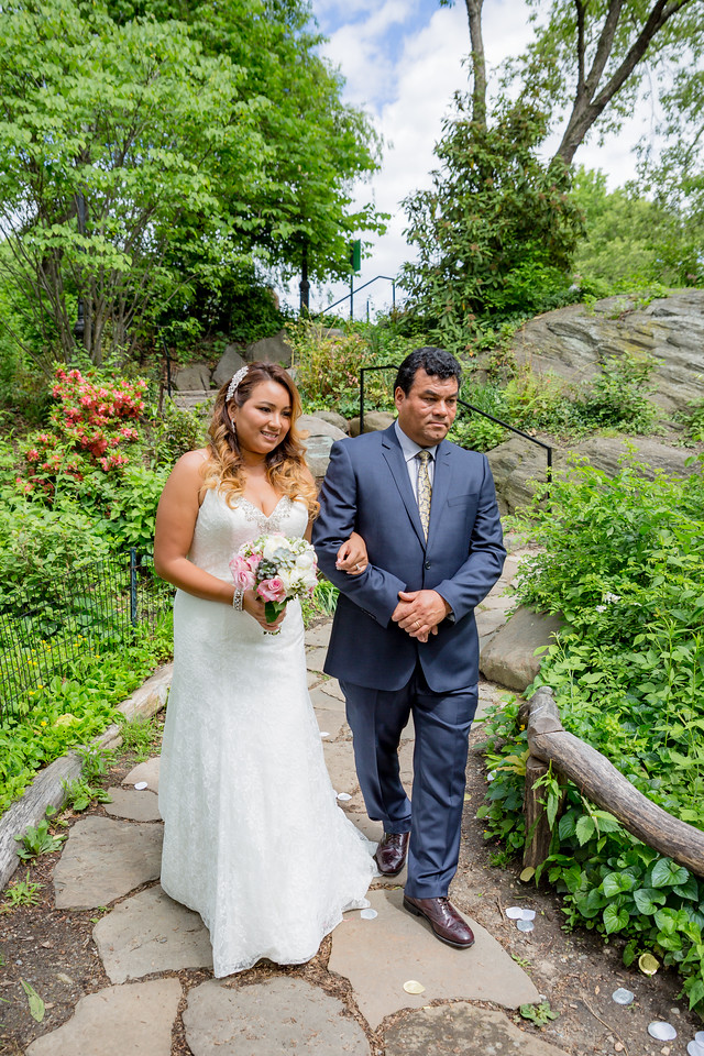 Central Park Wedding - Stefany & Diego-30
