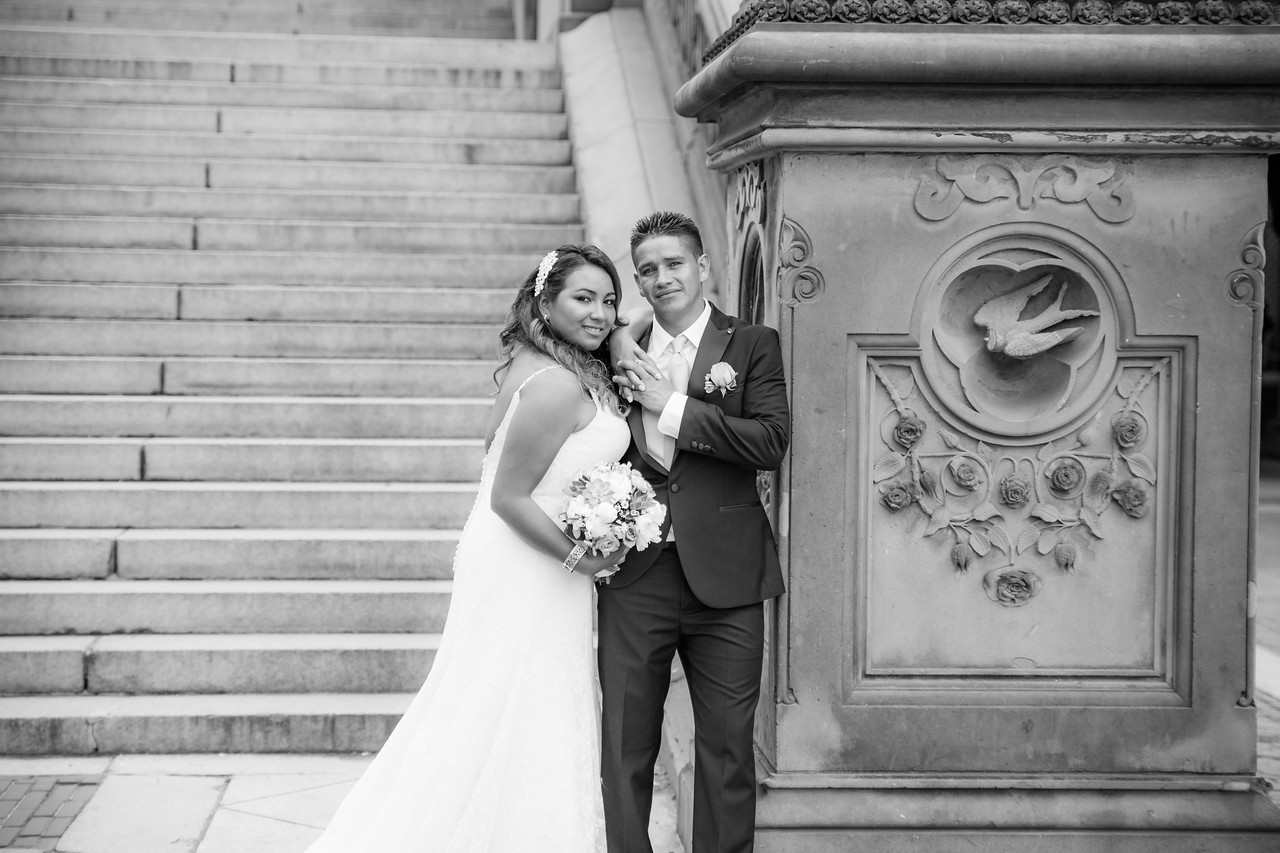 Central Park Wedding - Stefany & Diego-236