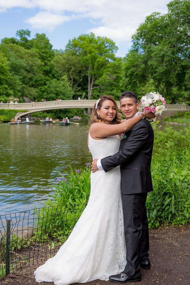 Central Park Wedding - Stefany & Diego-181