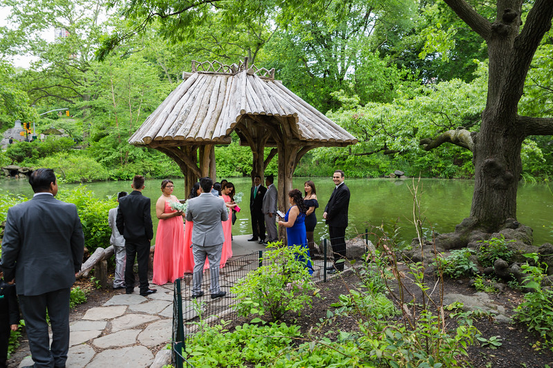 Central Park Wedding - Stefany & Diego-1