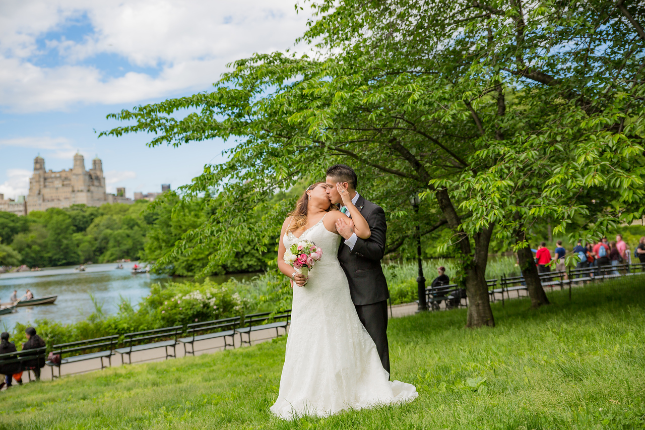 Central Park Wedding - Stefany & Diego-149