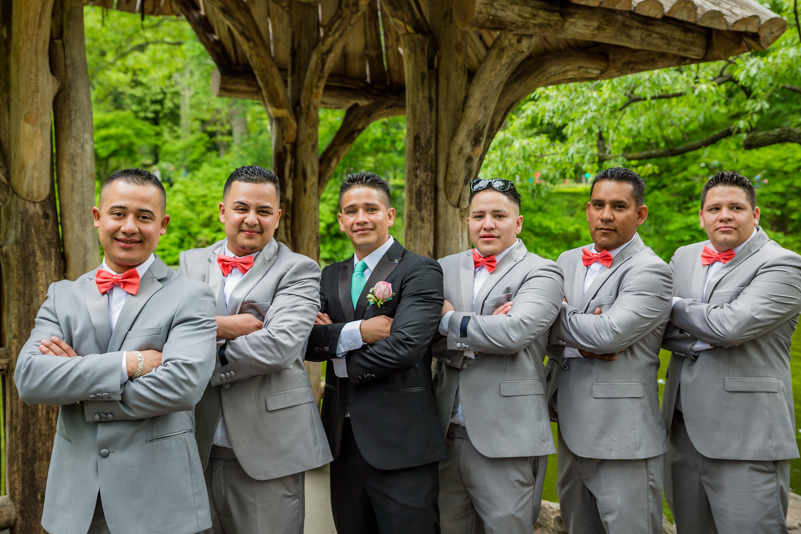 Central Park Wedding - Stefany & Diego-116