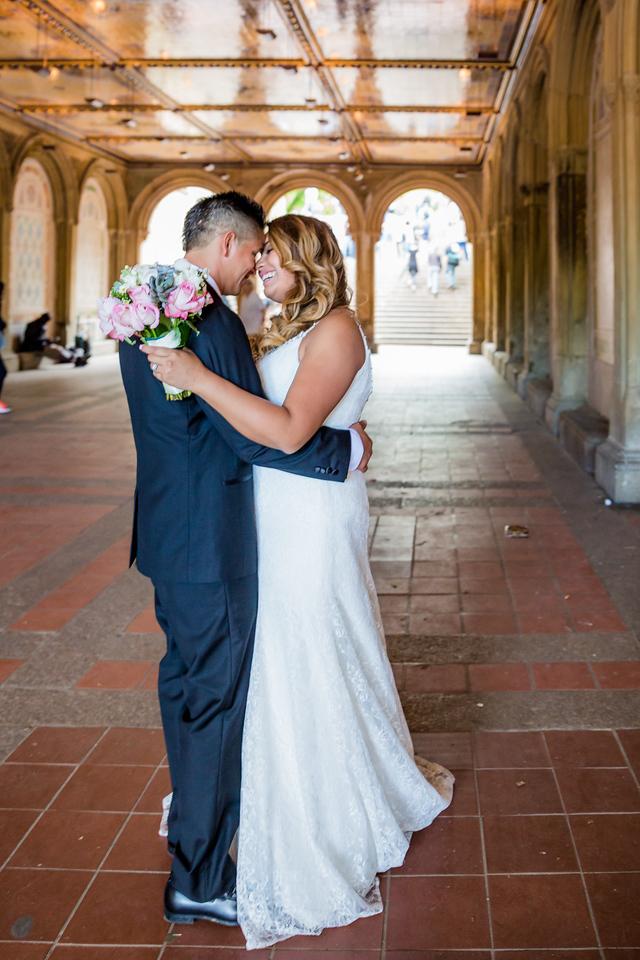 Central Park Wedding - Stefany & Diego-243