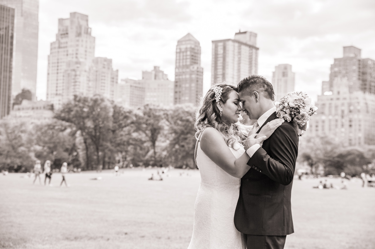 Central Park Wedding - Stefany & Diego-284