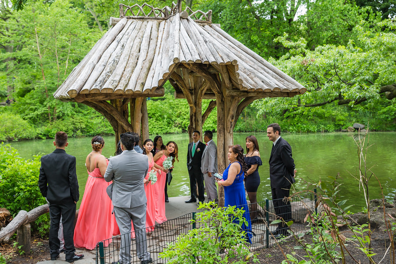 Central Park Wedding - Stefany & Diego-2