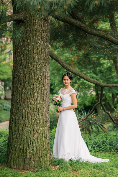 Central Park Wedding - Eduardo & Debbie-14