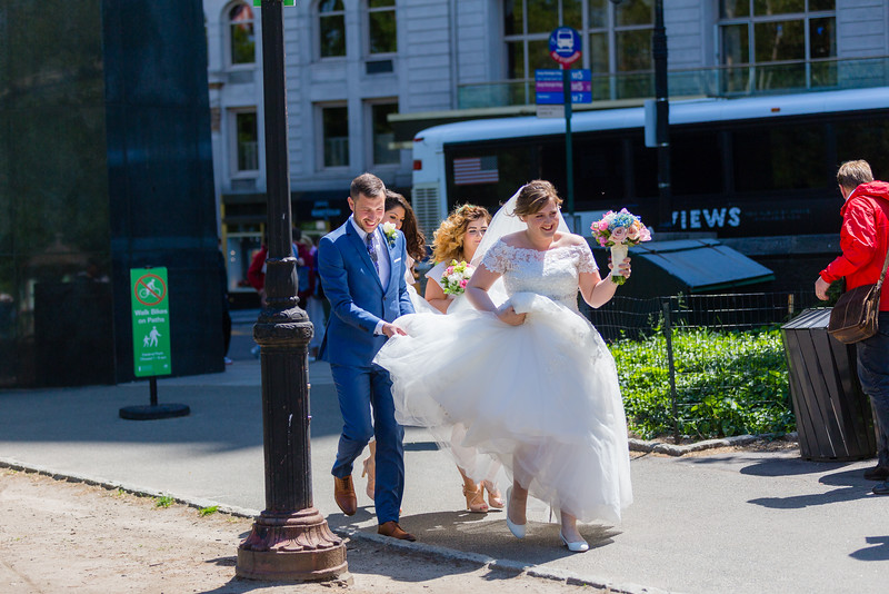 Central Park Elopement - Stephanie & Luke  (9)